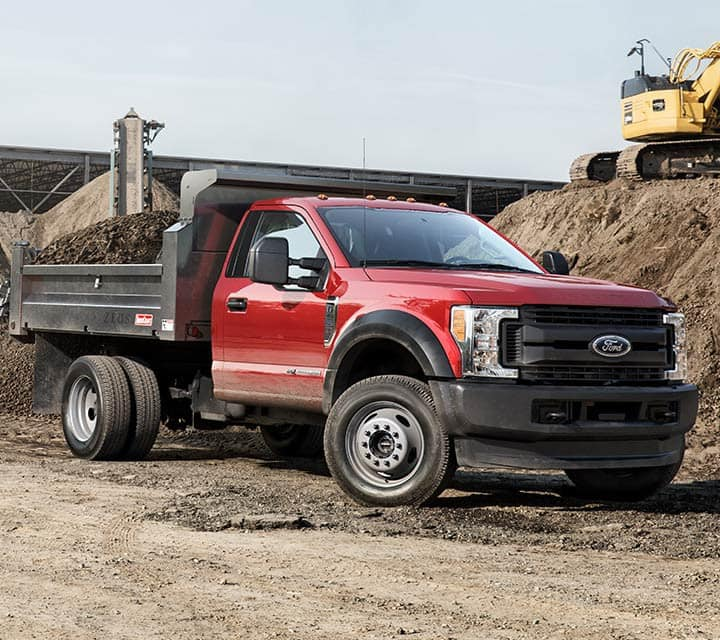 Ford Cab and Chassis (F350. F450, F550)