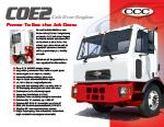 Crane Carrier's COE2 Truck Brochure