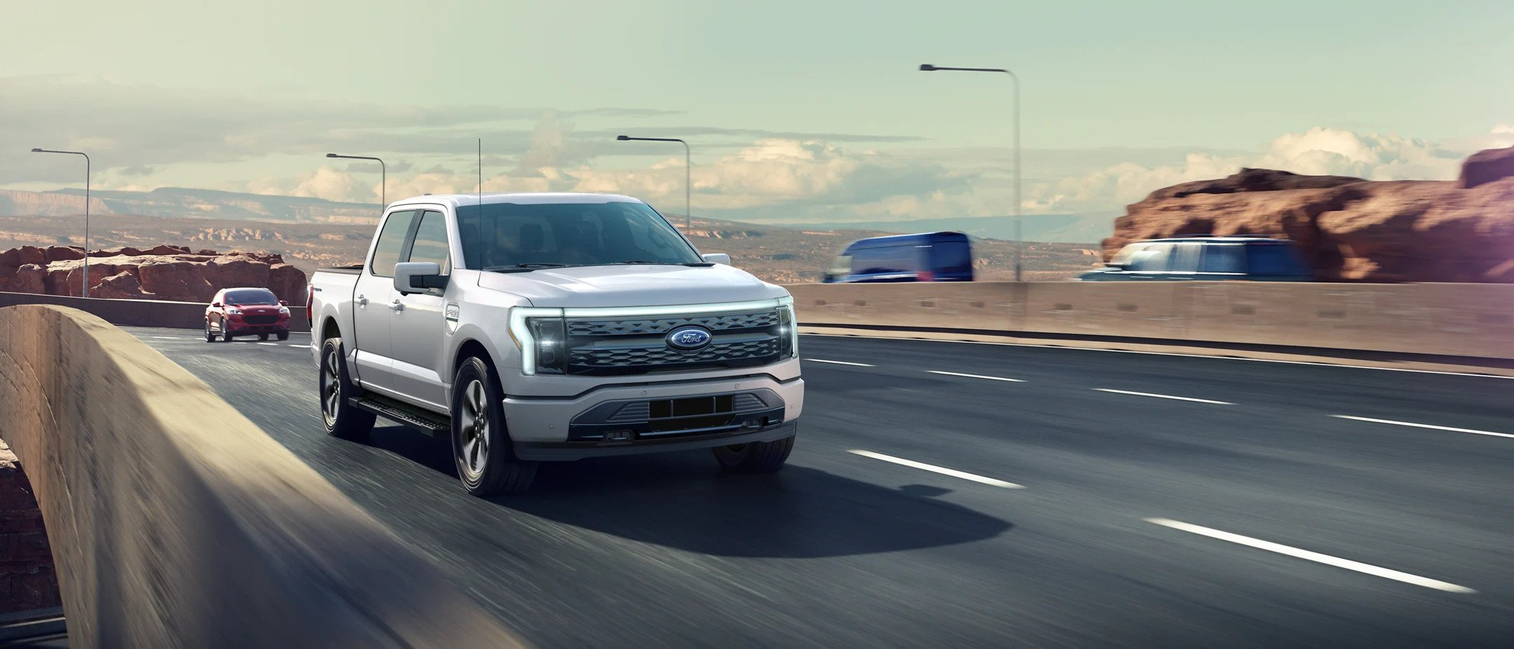 Ford F-150 Lightning at TransWest Truck Center