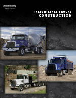Freightliner 108SD Construction Brochure
