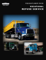 Freightliner 114SD  Brochure