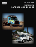 Freightliner 114SD Natural Gas Brochure
