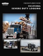 Freightliner 122SD Logging Brochure