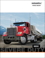 Freightliner 122SD General Brochure