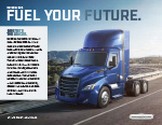 Freightliner Cascadia Natural Gas Truck - Velocity Truck Centers