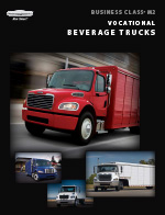Freightliner M2 - Beverage Truck Brochure - Velocity Truck Centers