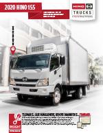 Hino 155 COE Truck Brochure