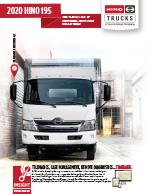 Hino 195 COE  Truck Brochure