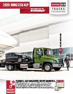 Hino 258 ALP Truck Brochure