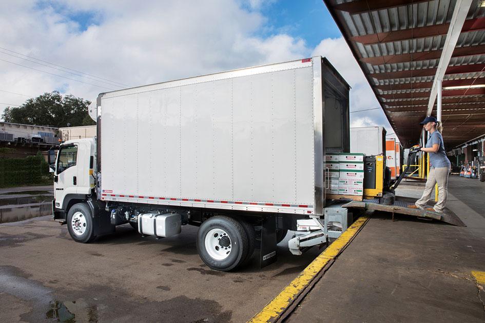 Isuzu F-Series Truck