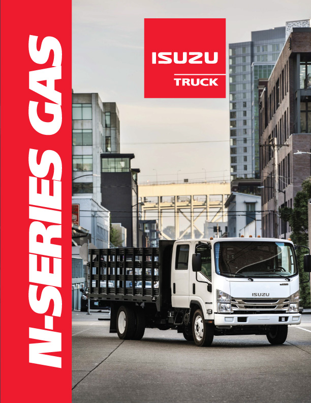 ISUZU N-Series  Gas Truck Brochure