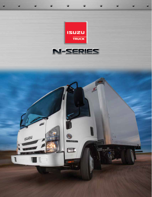 Isuzu NPR Series brochure