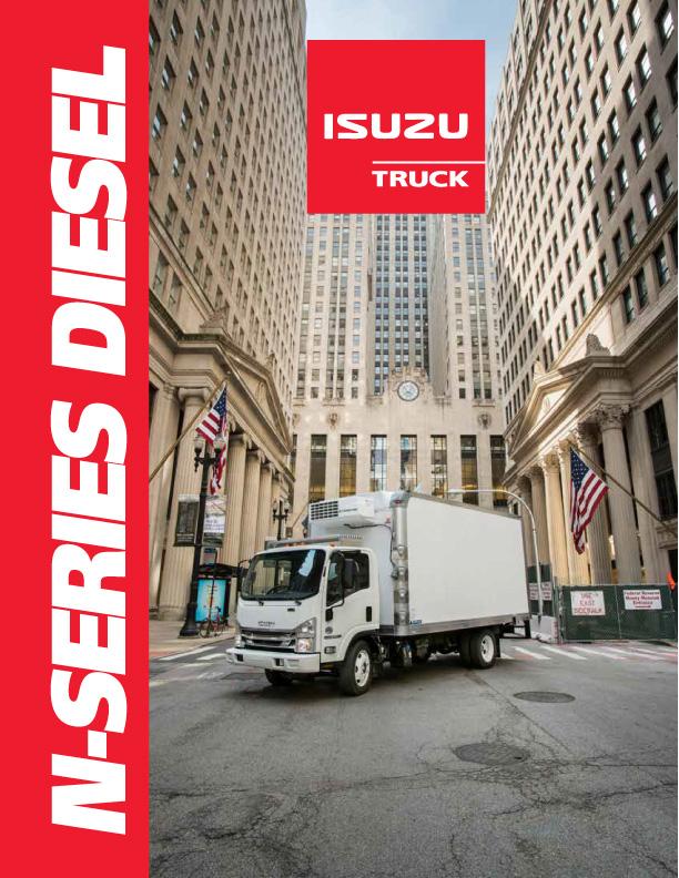 Isuzu NPR-HD Diesel Brochure