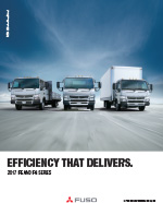 Mitsubishi Fuso Canter Full Line up Brochure