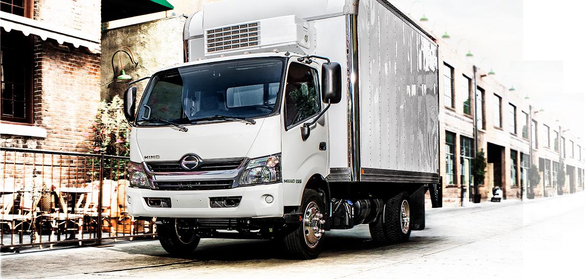 Hino COE 155 Truck