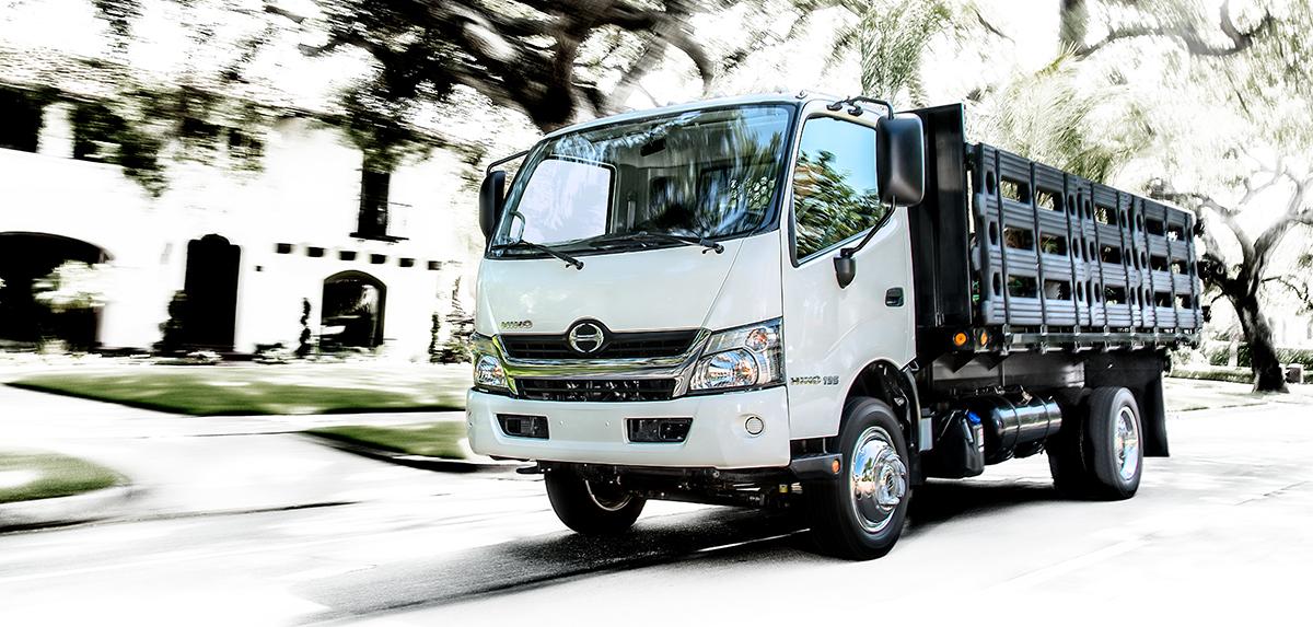 Hino COE 195 Truck