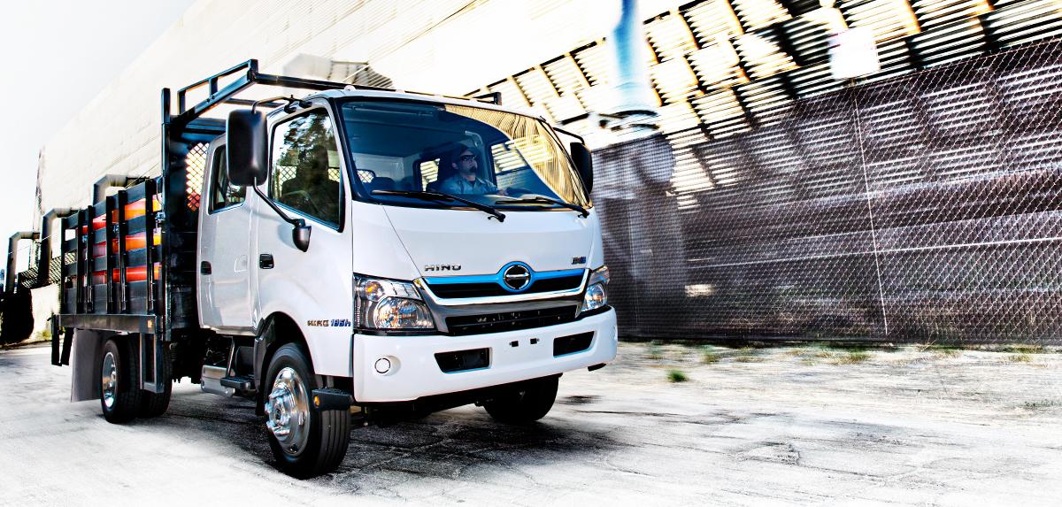 Hino COE 195h Dc Truck