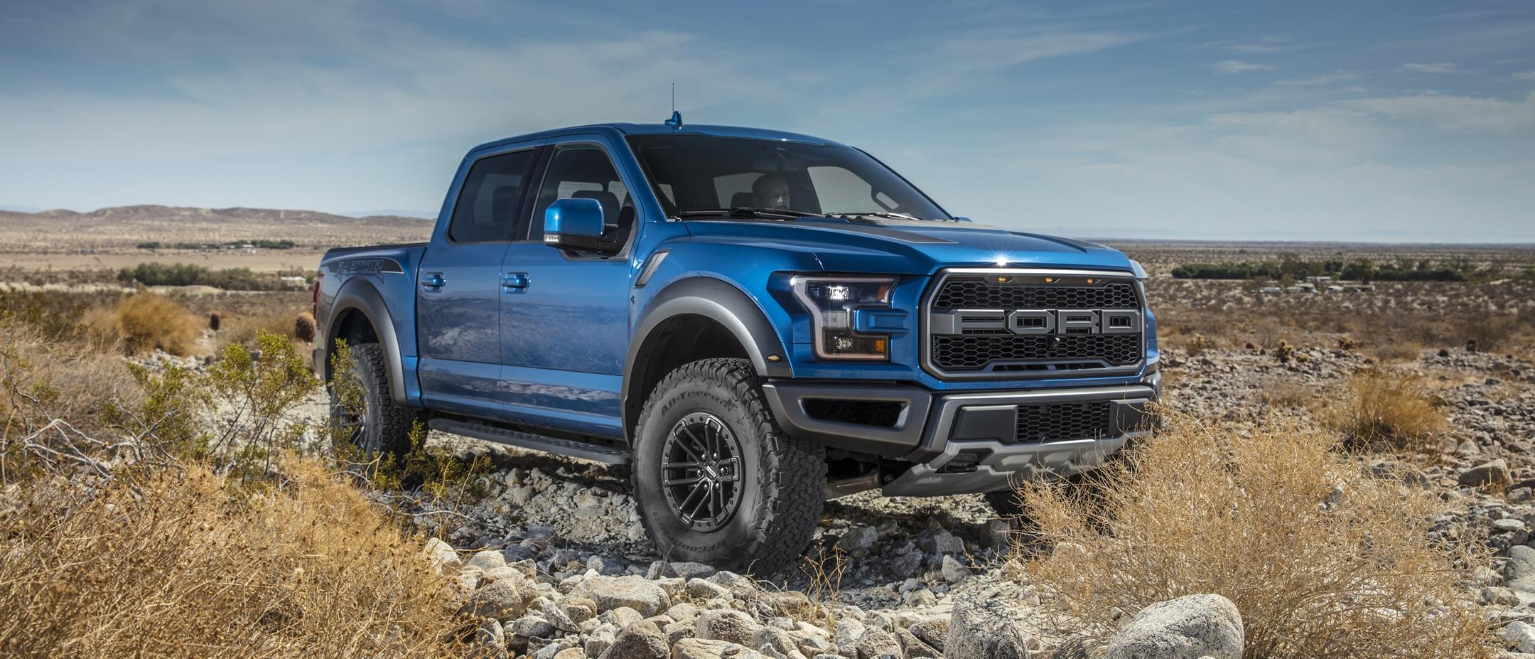 2020 Ford F-150 Truck raptor