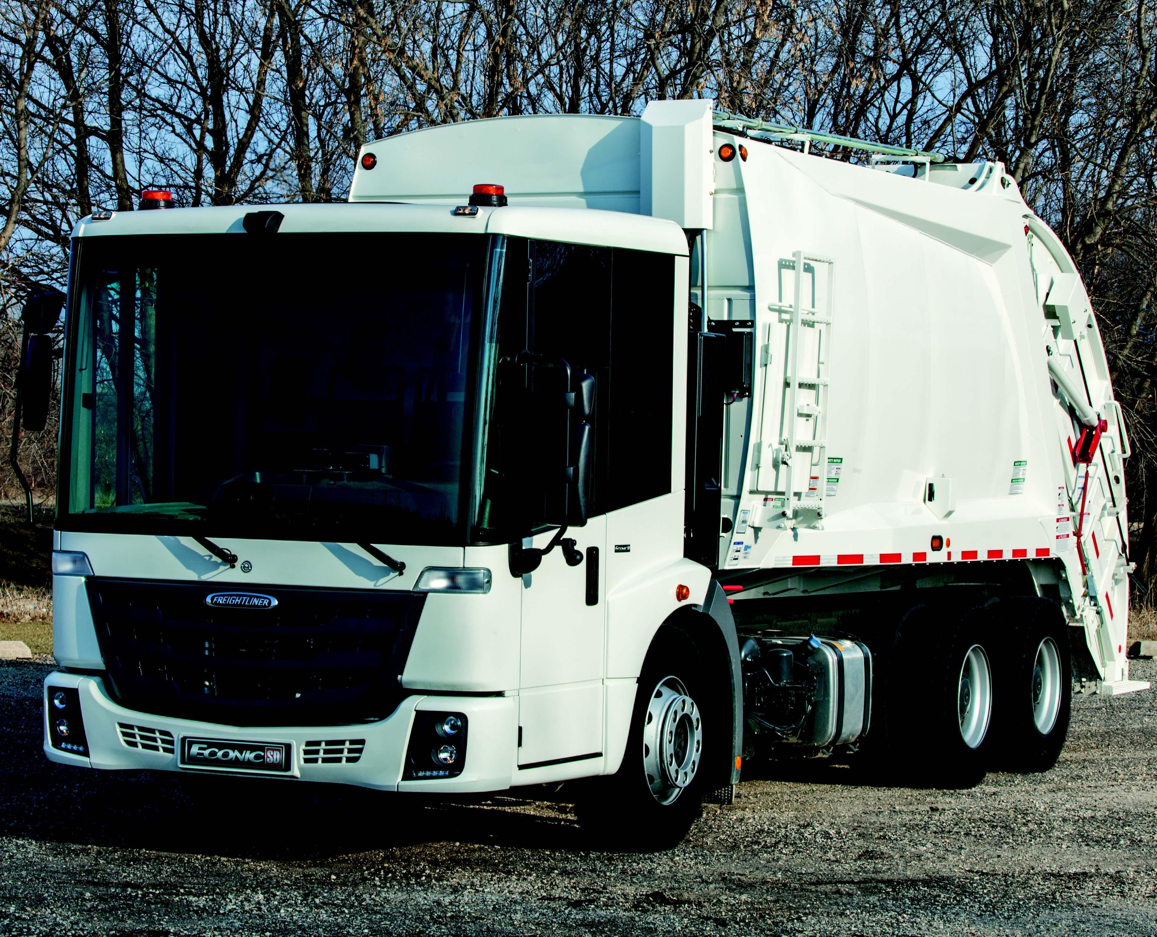 Freightliner Econic SD Truck
