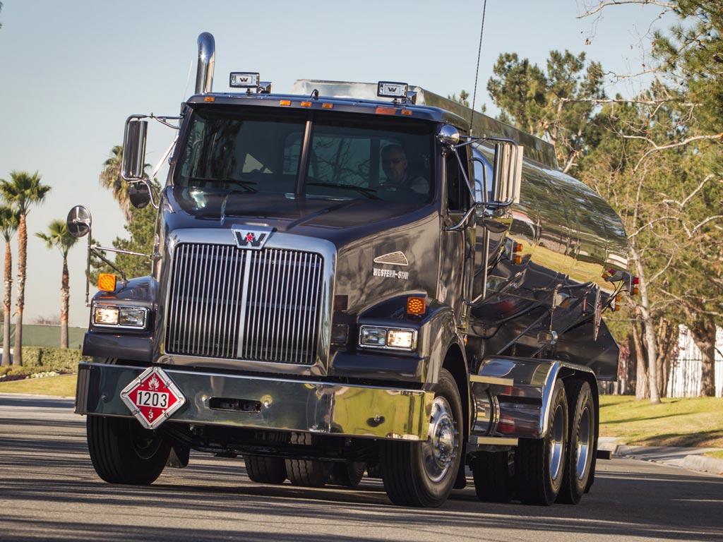 Western Star 4800 Bulk haul Truck