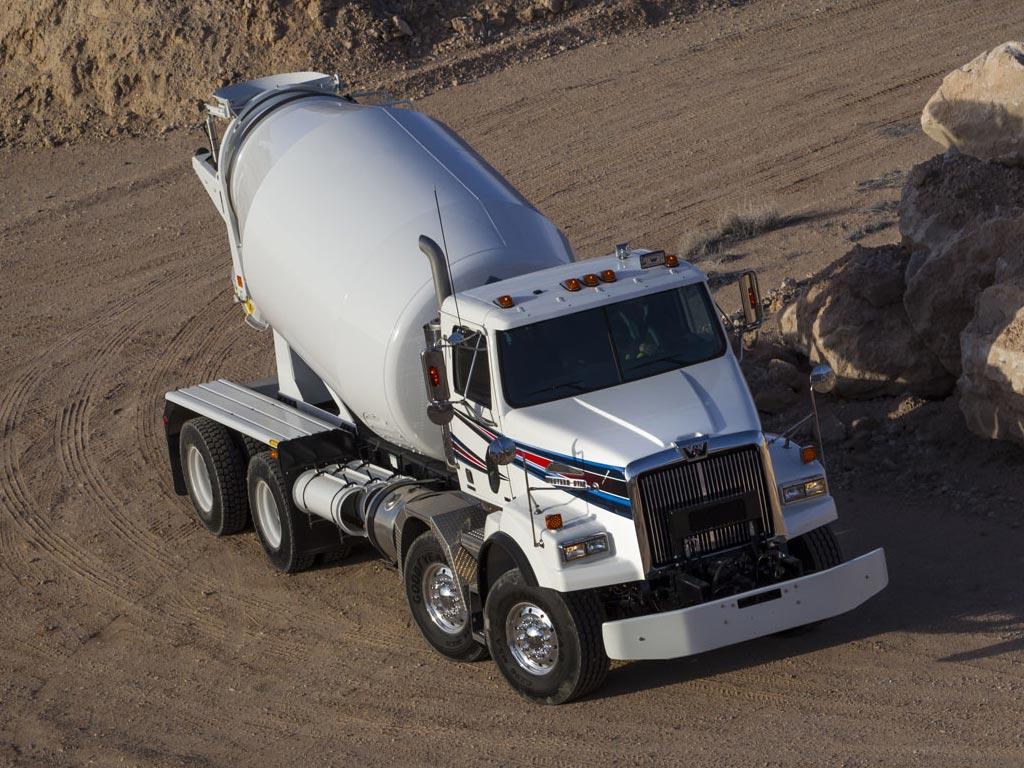 Western Star 4800 Mixer Truck