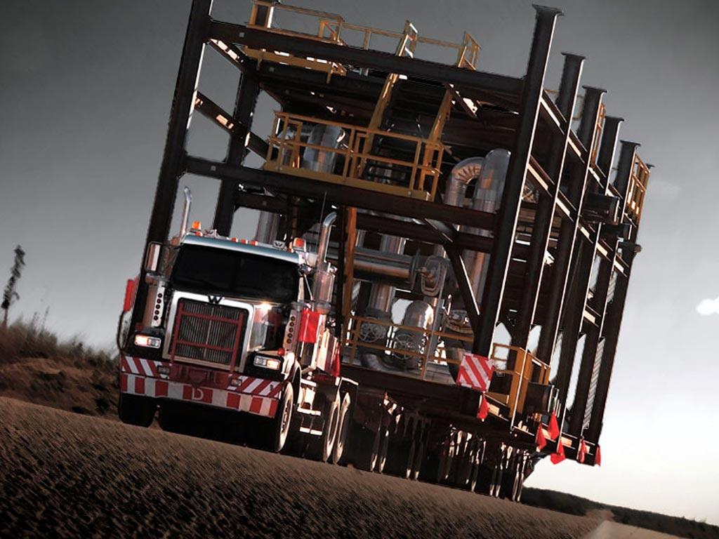 Western Star 4900 Heavy haul Truck