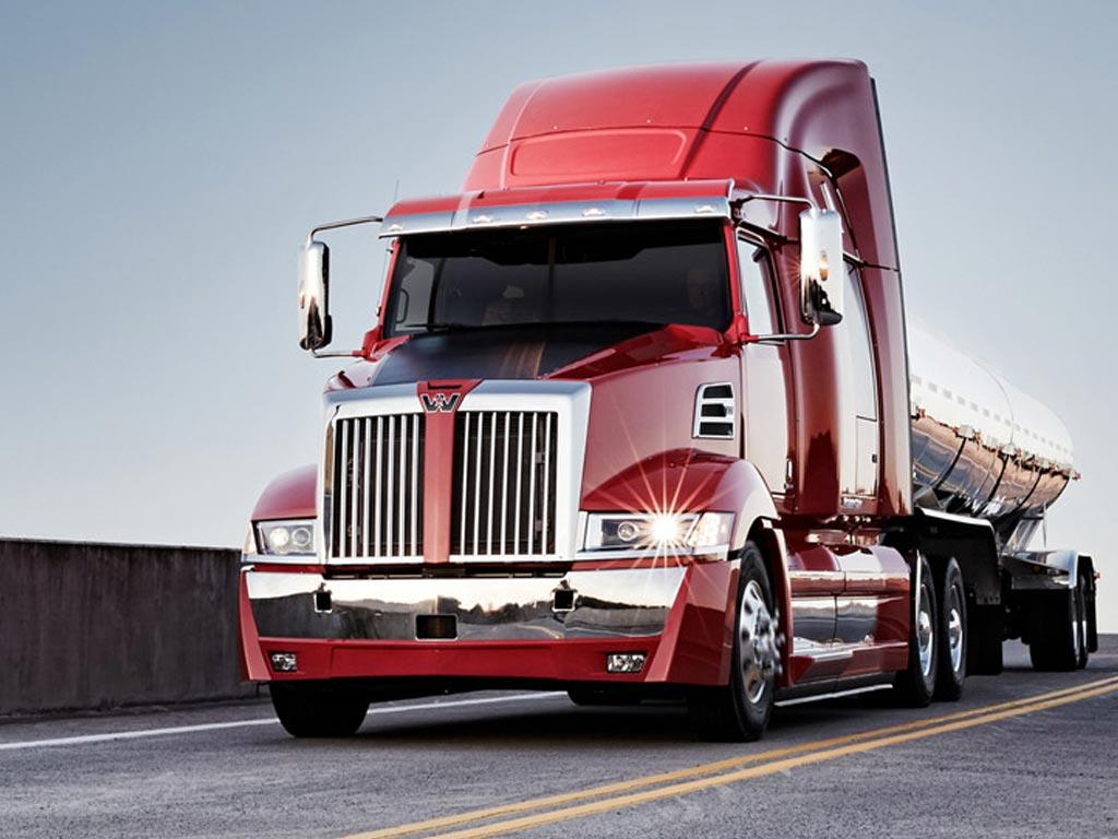 Western Star 5700xe Bulk Hauler Truck