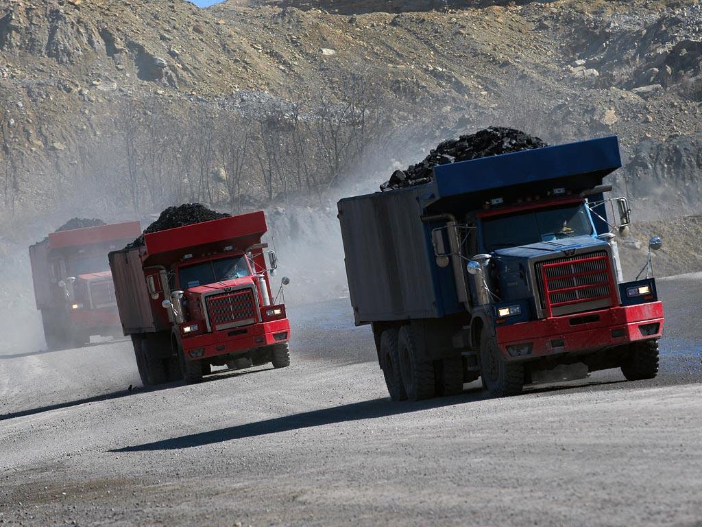 Western Star 6900xd Dump Trucks