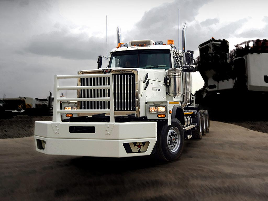 Western Star 6900xd Heavy Haul Truck