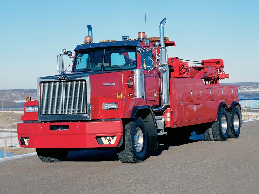 Western Star 6900xd Tow Trucks