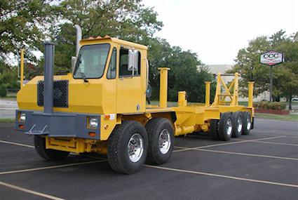 Crane Carrier DR Trucks