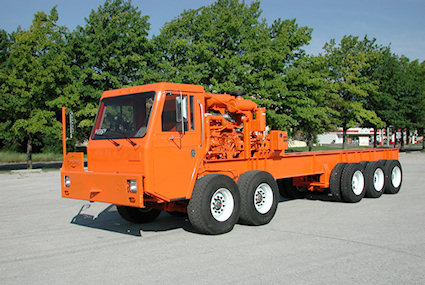 Crane Carrier WS Truck