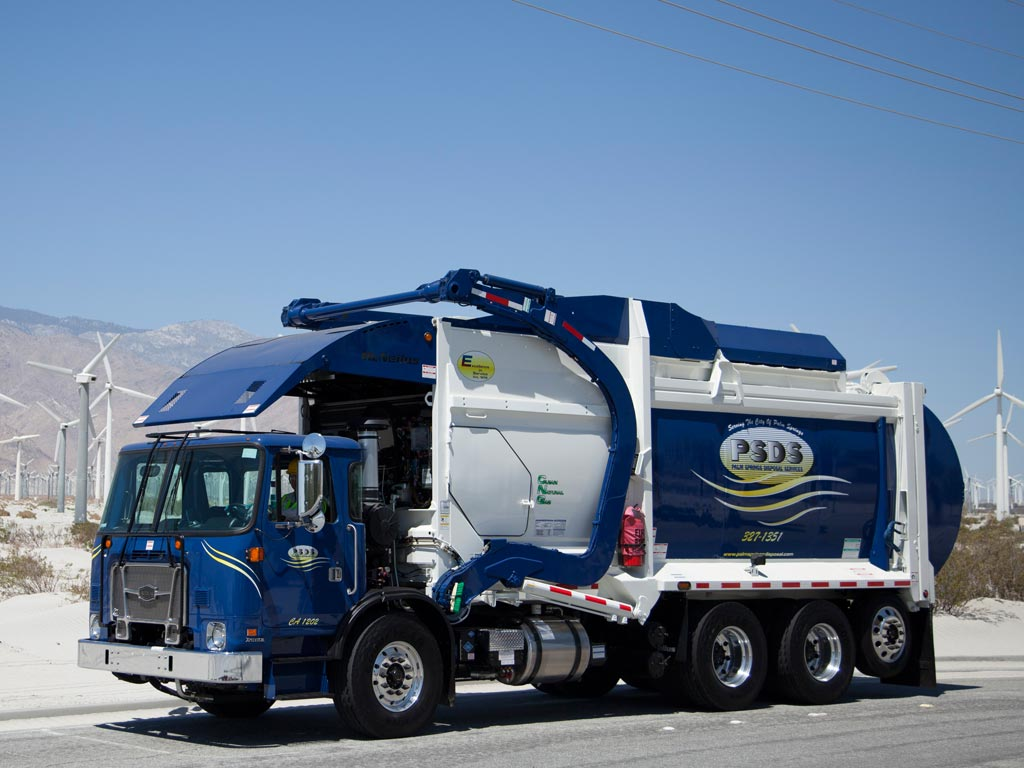 Autocar Expeditor ACX Garbage Truck
