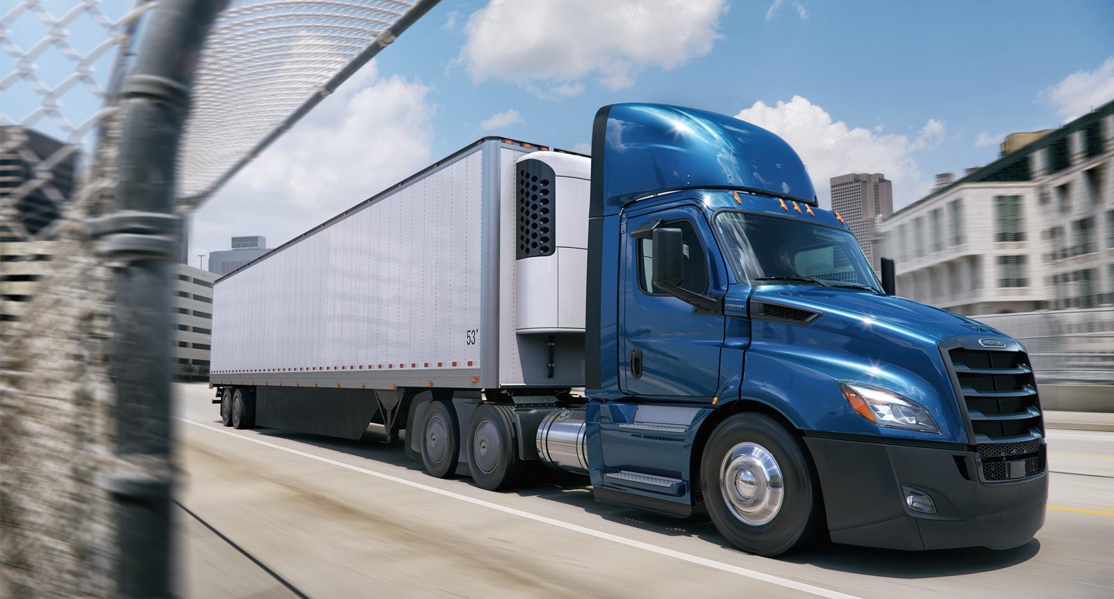Freightliner Next Gen Cascadia - Velocity Truck Centers