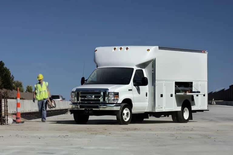 Ford E Series Truck