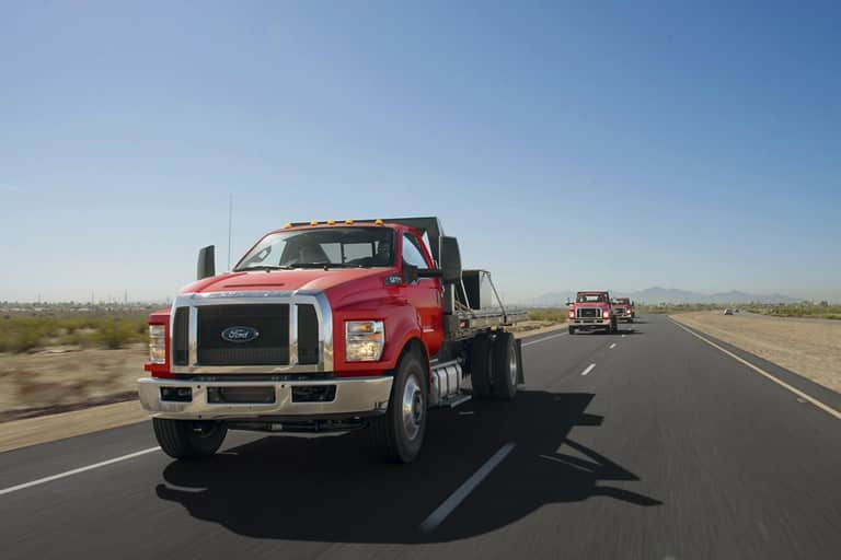 Ford F650 Truck
