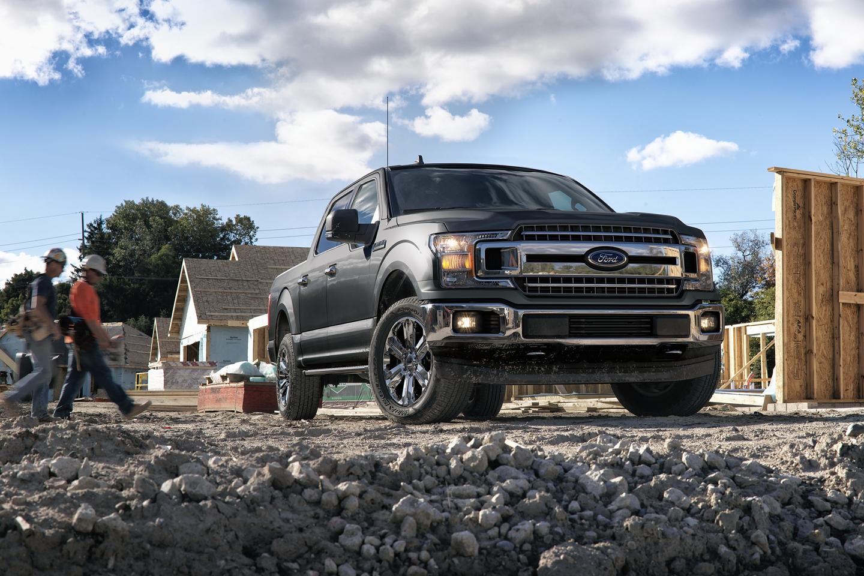 2020 Ford F-150 Truck XLT