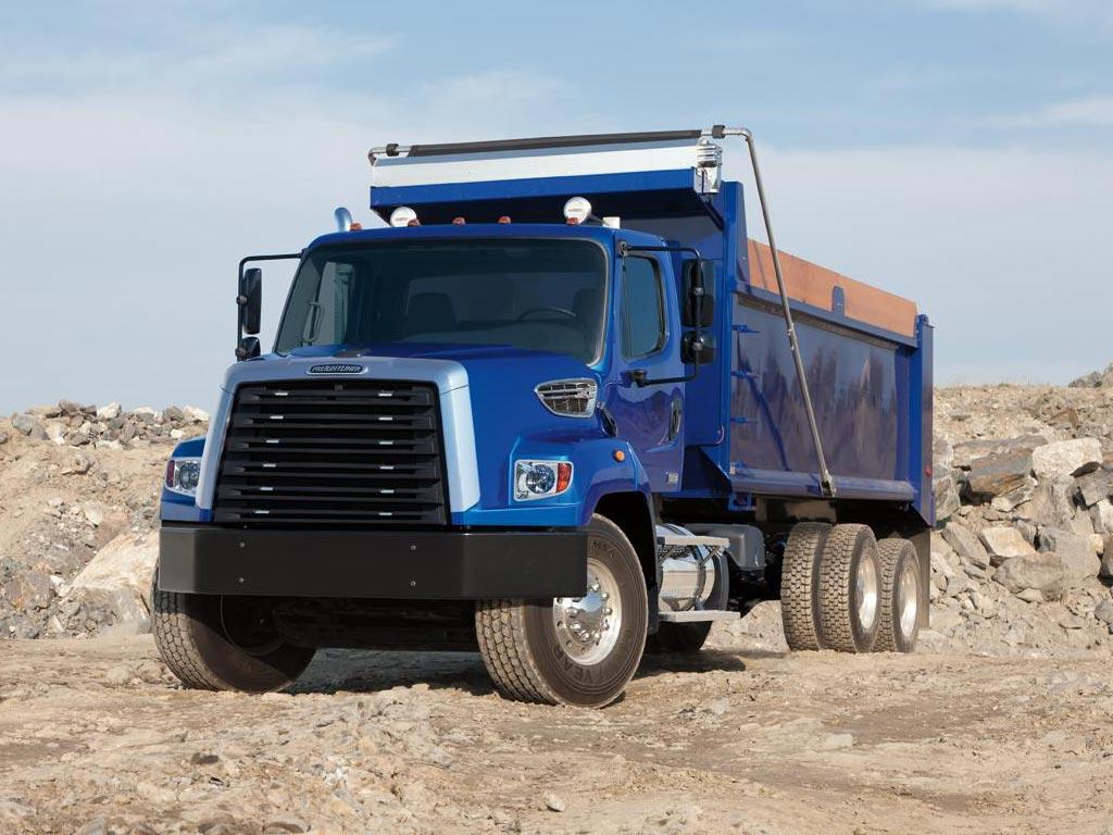 Freightliner 108SD Dump Truck