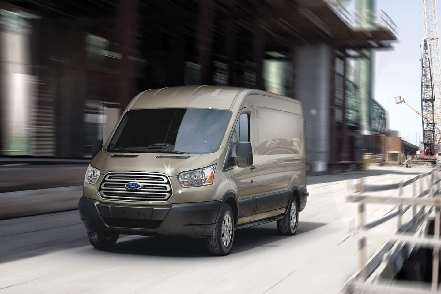 Ford Transit Van - Velocity Truck Centers