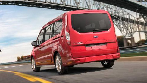 Ford Transit Connect Cargo Van