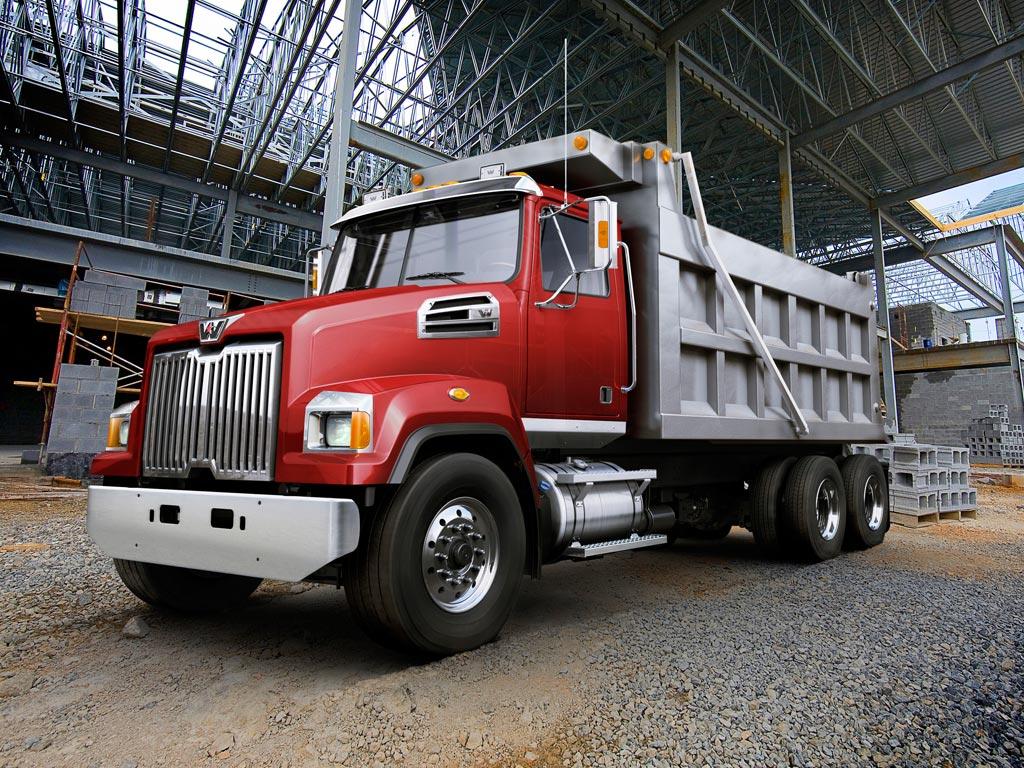 Western Star 4700 Dump Truck