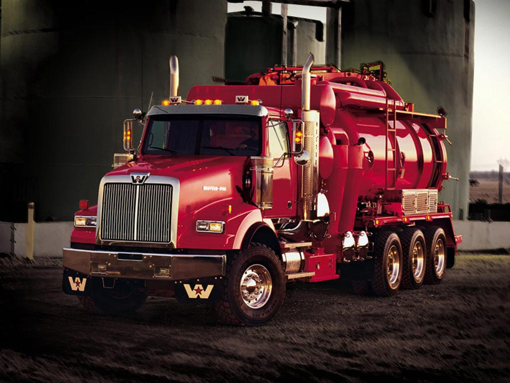 Oil & Gas Truck - Velocity Truck Centers