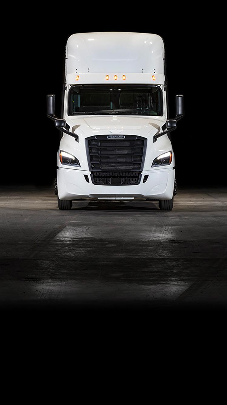 Freightliner Electric Truck eM2