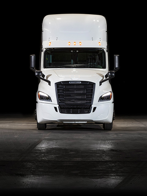 Freightliner Electric Truck eCascadia