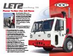 Crane Carrier's LET2 Crew Cab Truck Brochure