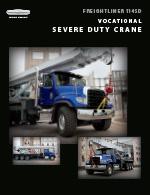 Freightliner 114SD Crane Truck Brochure
