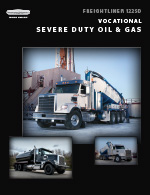 Freightliner 122SD Oil & Gas Truck Brochure