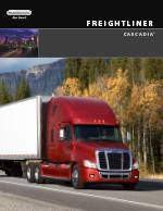 Freightliner Classic Cascadia Trucks Brochure