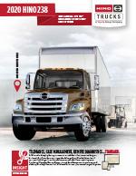 Hino 238 Truck Brochure