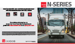 ISUZU N-Series Truck Brochure